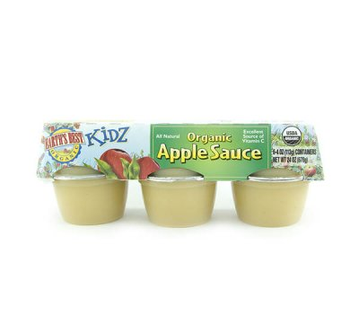 Organic Original Apple Sauce