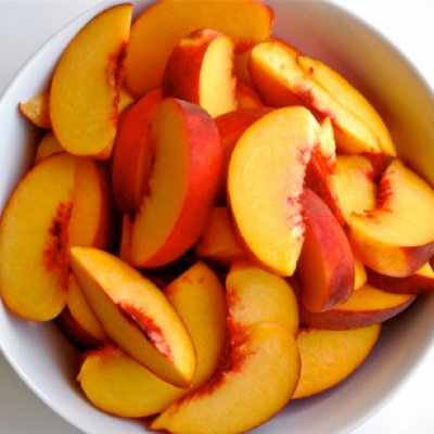 Peaches Sliced Fruit