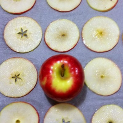 Sliced Apples - Sweet & Crunchy