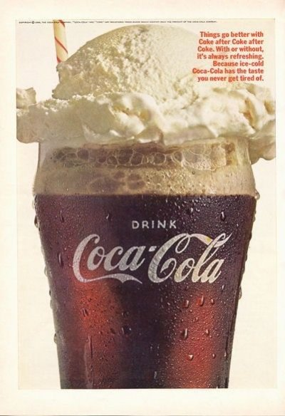 Cola Float