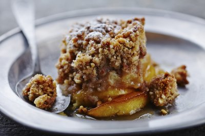 Apple Cobbler, 1 Slice