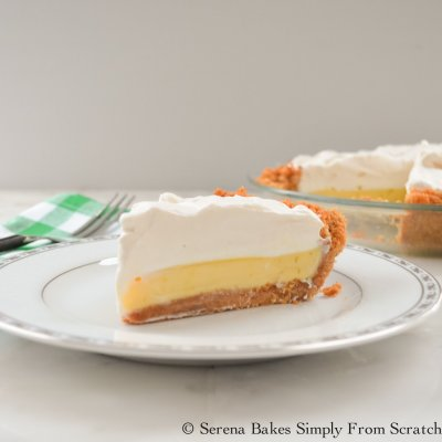 Key Lime Pie (Scratch)
