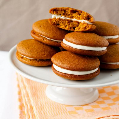 Whoopee Pie, Pumpkin