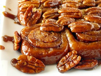 Sweet Sticky Bun
