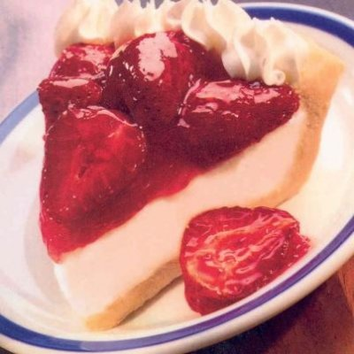 Strawberry Supreme Pie