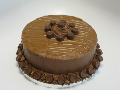 Chocolate Caramel Delight
