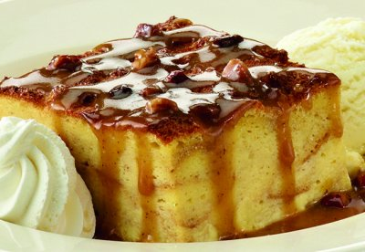 Dave's Famous Bread Pudding, ZT