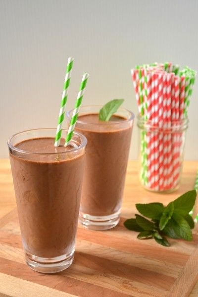 Fribble Shake-Mint Chocolate Chip