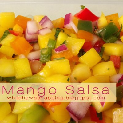 Medium Mango Salsa