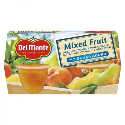 Mixed Fruit - No Sugar Added