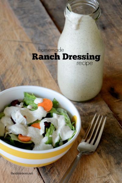 Fat-Free Ranch Dressing