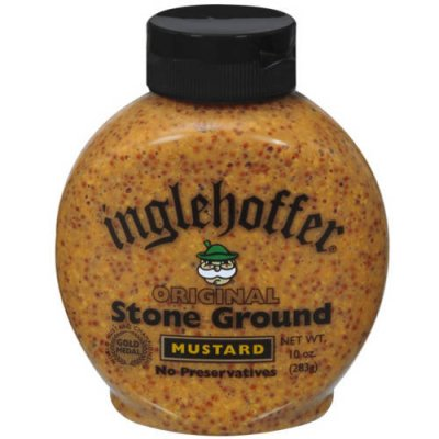 Stoneground Mustard Mayo Spread, Half