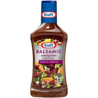 Balsamic Vinaigrette, low fat