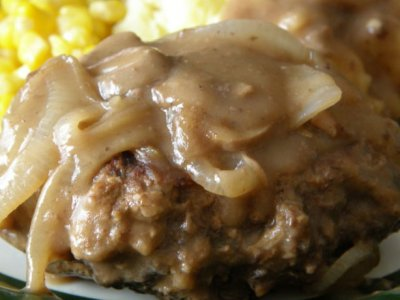 Brown Gravy w/ Mushrooms