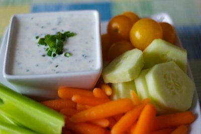 Reduced Fat Ranch Dressing