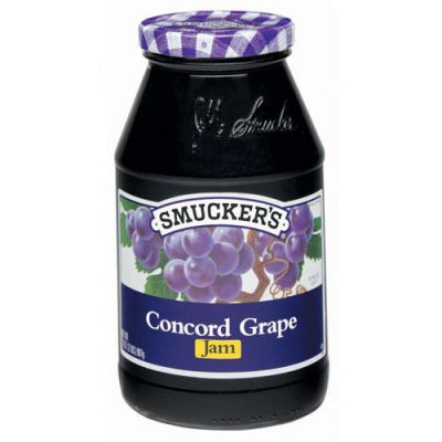 Smuckers Grape Jelly Packets