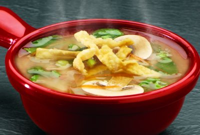 Asian Ginger Broth