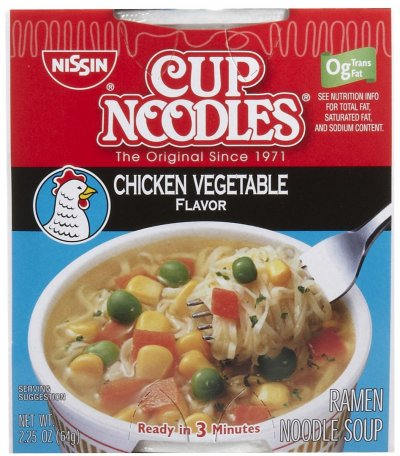 Vegetable Soup-Cup