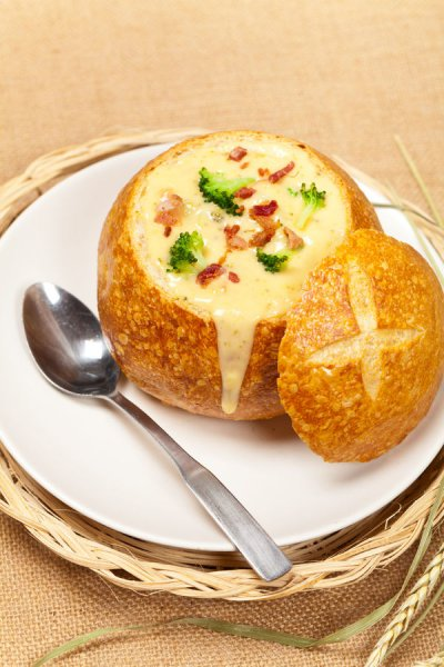 Broccoli Cheddar Soup (cup)