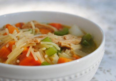 Chicken Noodle Soup, Small