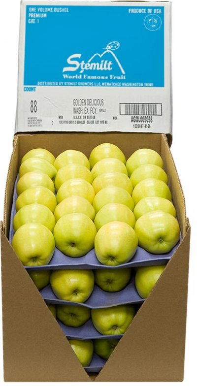 Apples, Golden Delicious U.S. Extra Fancy
