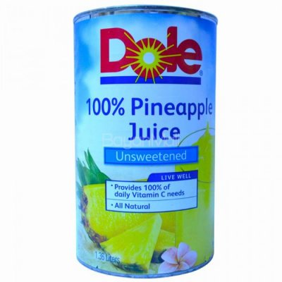 Sliced Pineapple in Unsweetened Pineapple Juice