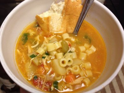 Soup Sicilian Chicken (bowl)
