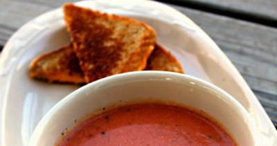 Tomato Basil Bisque, Small