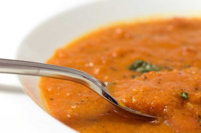 Soup Fire Roasted Tomato Basil (bowl)