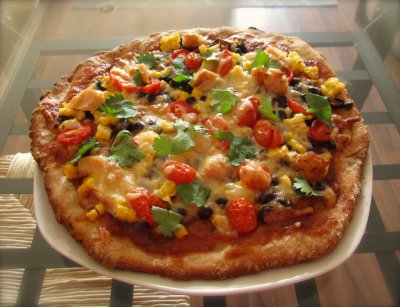Roundup (THIN CRUST: SMALL PIZZA)