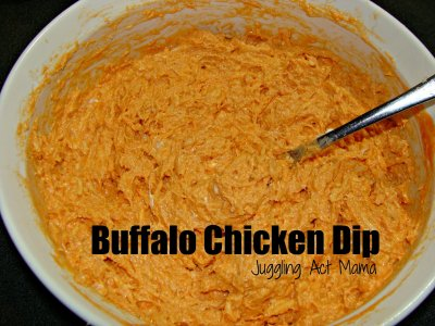 Buffalo Chicken (small)