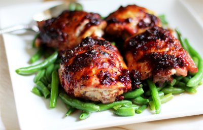 BBQ Chicken (medium carry-out/delivery)