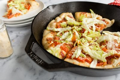 BLT (SKILLET CRUST: LARGE PIZZA)