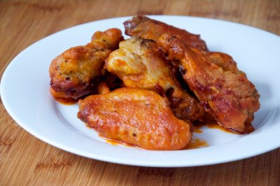 Buffalo Chicken (gluten free)