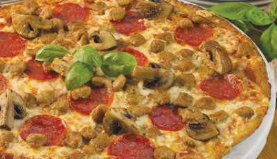 Italian Sausage (SKILLET CRUST: MEDIUM PIZZAS CARRY-OUT/DELIVERY)