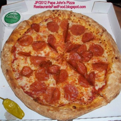 Pepperoni (medium)