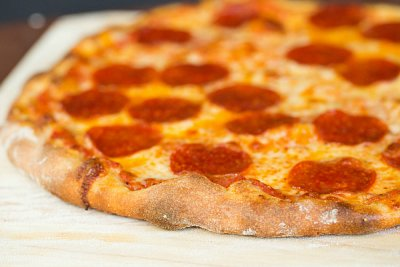 Pepperoni (THIN CRUST: MEDIUM PIZZAS CARRY-OUT/DELIVERY)