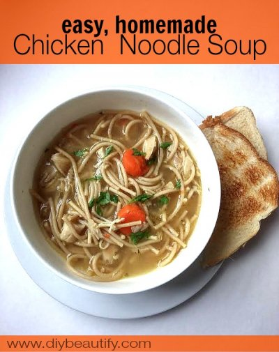 Mom's Chicken Noodle Soup, Kids