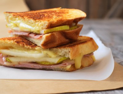 Kids Ham and Cheese Panini