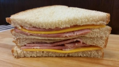 Ham Sandwich, Kids, Whole
