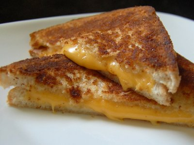 Kids-Grilled Cheese Sandwich