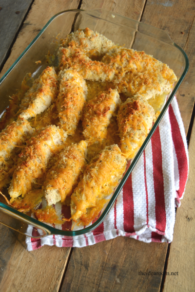 Kids' Chicken Strips