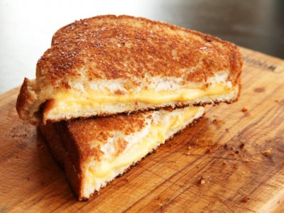 Kids' Grilled Cheese Sandwich