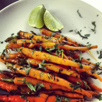 Baby Style Carrots