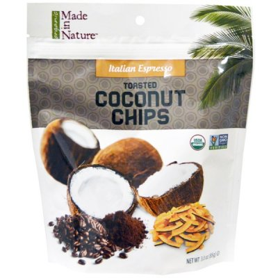 Artisan Toasted Coconut Chips