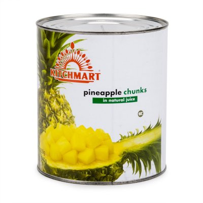 Chunk Pineapple In Natural Juice