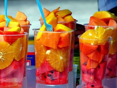 Fruit Cup Snacks, Mixed Fruits
