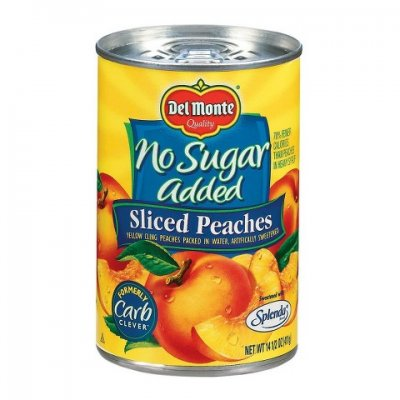 Peaches, Sliced, No Sugar Added