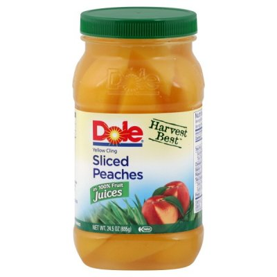 Sliced Peaches - 100% Juice
