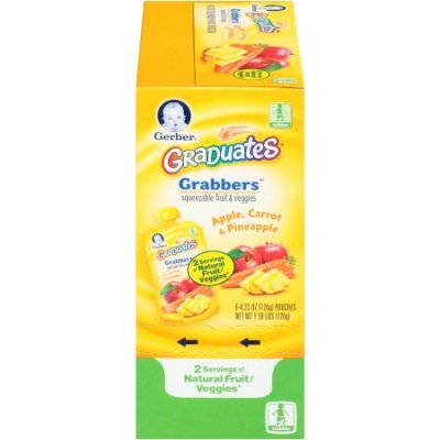 Squeezable Fruit Punch, Apple Pineapple